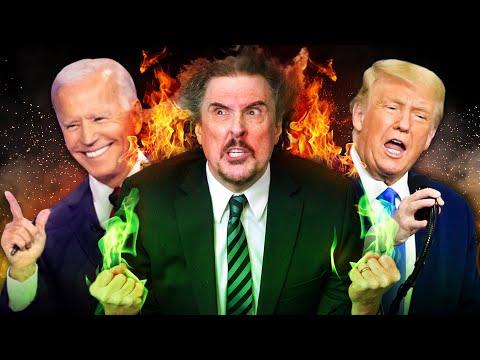 "WE'RE ALL DOOMED - Trump vs. Biden ft. ""Weird Al"" Yankovic"