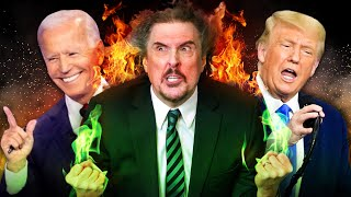 "WE'RE ALL DOOMED - Trump vs. Biden ft. ""Weird Al"" Yankovic"