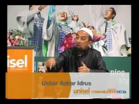 (Senyum) Cara Tahu JODOH Kita - Ustaz Azhar Idrus UNISEL