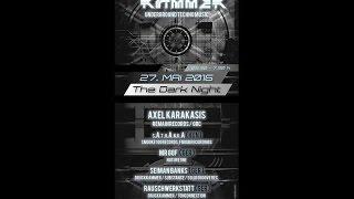 "B-SIDE live @ ""Druckkammer"" JuiceClub/Hamburg (27.05.16) Part 1/2"