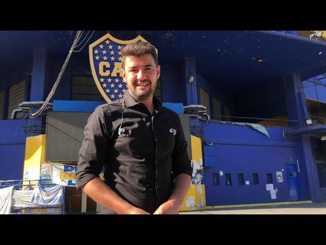 Las últimas novedades de Boca Juniors que se prepara para recibir a Sarmiento de Junín por la LPF.