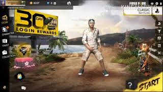 Join my Guild in FREE FIRE
