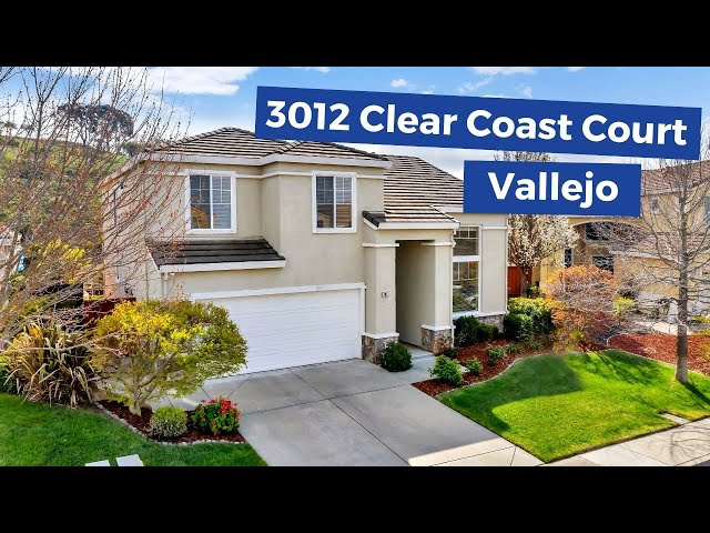 3012 Clear Coast Court, Vallejo, CA 94591 | Homes for sale in Vallejo | Kasama Lee - Real Estate