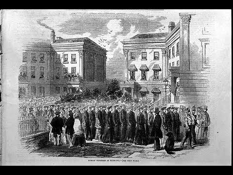 Crimean War Prisoners in Plymouth 1854 1856