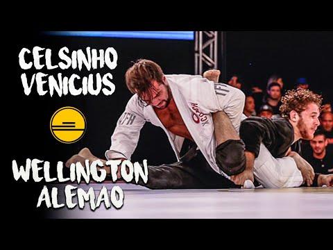 CELSINHO VENICIUS VS WELLINGTON ALEMÃO - SEASON 5 PREMIÉRE