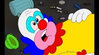 008 Machen Mich Gerade zum Lachen - cartoon-animation mit clowns und Wikinger (mit Untertiteln)