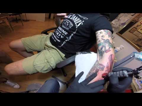 """""""Ink"""" in progress! (Work by Spillo Tattoo@Swang Song Tattoo - Roma)"""