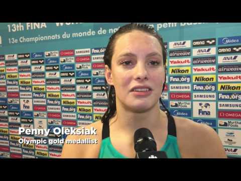 Swimming vs. Track: How do they compare? | CBC Sports