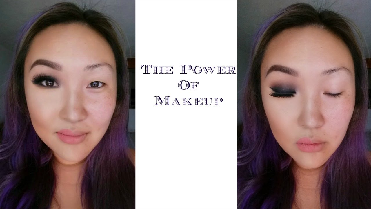 how to make makeup transformation