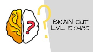 brain Out Game Level 150-185