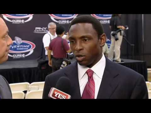 Avery Johnson YES Interview