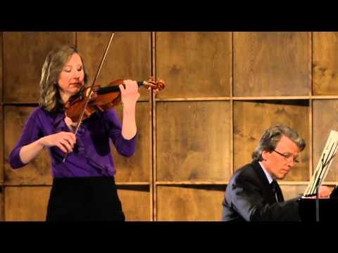 """Duo Concertante - Beethoven Sonata No. 9, Op. 47 """"Kreutzer"""" - Presto"""