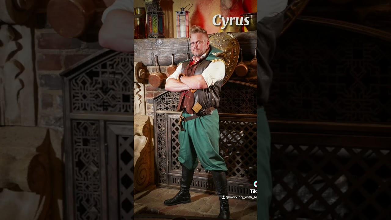 Cyrus - Genshin Impact