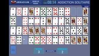 Addiction Solitaire пасьянс Коврик карты пасьянс разложи по порядку игра