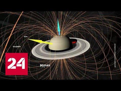 Смотреть фото Требуются имена: открыты новые спутники Сатурна - Россия 24 новости Россия