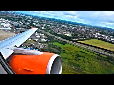 easyjet-airbus-a320-214-|-glasgow-to-london-luton-*full-flight*