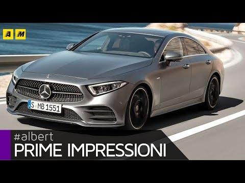 Mercedes CLS 2018 | Stile, lusso e confort. Anche (e soprattutto) diesel
