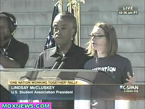 Al Sharpton 'One Nation Working Together' Rally
