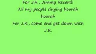 Drapht - Jimmy Recard Lyrics