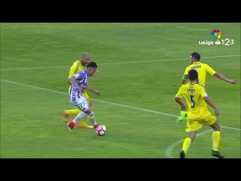 Resumen de Real Valladolid vs Cádiz CF (1-0)
