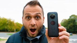 INSTA360 ONE X: Best 360 Camera Right Now?