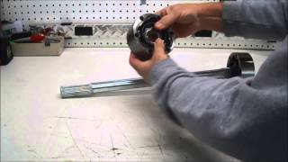 Dan's Performance Parts How-to Clock or Phase CV Joints to Axles