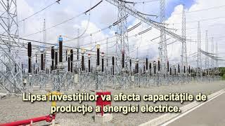 """""""Fără liberalizarea pieţei energiei electrice, companiile nu sunt interesate să investească"""""""