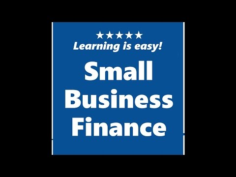 Small Business Finance Fundamentals