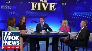 'The Five' roasts Biden for tanking approval numbers