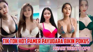 Tik Tok Pamer Susu Bikin Sange My Heart Went Oops Gak Mau Kalah 2021 Youtube