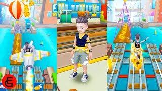Subway Princess Runner #39 | Android Gameplay | FrictionGames