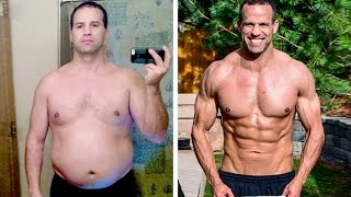 Crazy 12- week Cutting Fat - Before & After Body Transformations Motivation!!!