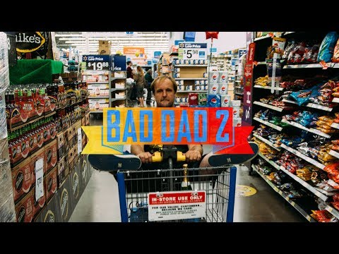 Bad Dad Part 2: Nate Blackburn x Aero Media - Skate[Slate].TV