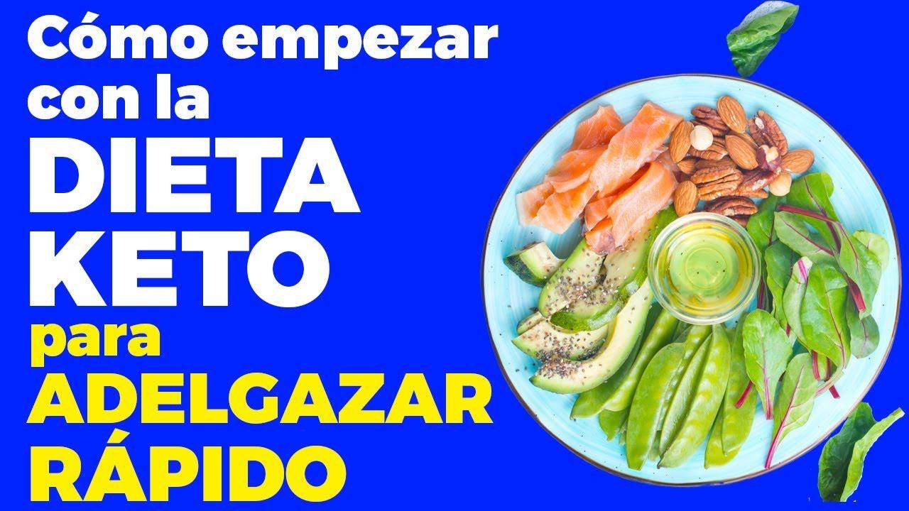 Como empezar la dieta ketogenica