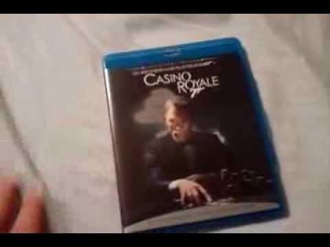 Blu ray казино рояль