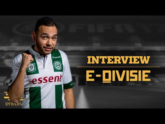 Absalom Warkor | FC Groningen | Interview | E-Divisie