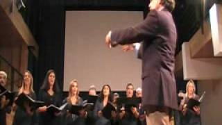 "MADRIGAL VOCALE ""Missa Breve"" de Henrique de Curitiba"