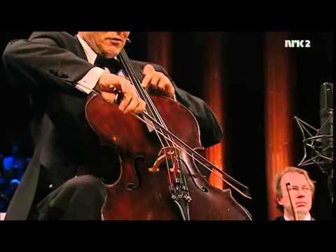 Truls Mørk: Dvorák Cello Concerto in B minor, Op. 104 - 3 Finale (Allegro moderato) - 26.01.11
