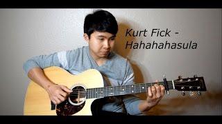 Kurt Fick - Hahahahasula (Fingerstyle cover by Jorell) INSTRUMENTAL | KARAOKE ACOUSTIC
