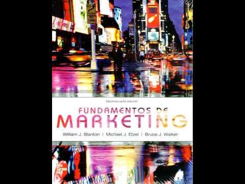 Fundamentos de Marketing William J. Stanton PDF Descargar