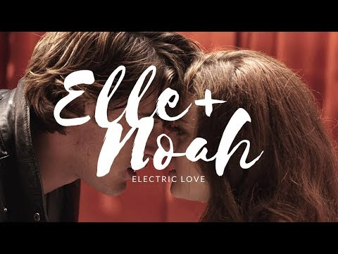 is noah flynn and elle dating in real life
