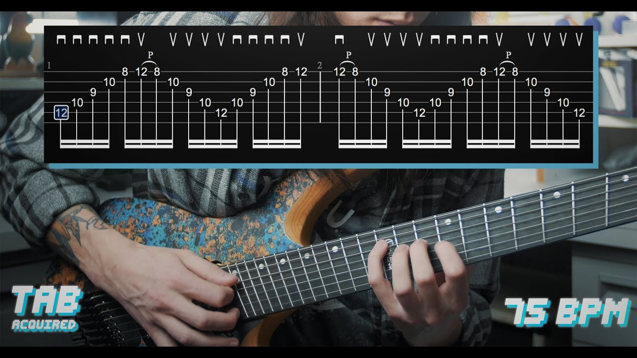Download 5 SWEEP PICKING EXERCISES