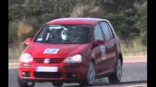 Tyre dry handling test | TÜV SÜD