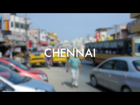 Travel VLOG - Chennai!