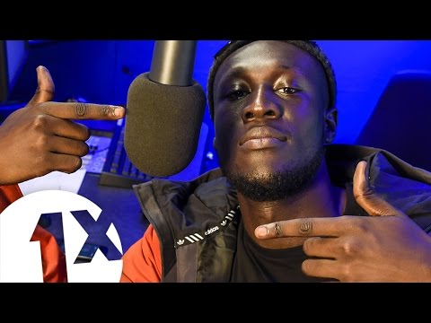 Hear Stormzy 'Gang Signs & Prayer' in 8 mins - 1Xtra Listening Party with A.Dot