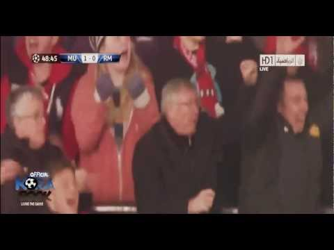 official Manchester United vs Real Madrid 1-2 - All Goals & Full Highlights 5/03/2013 Champions