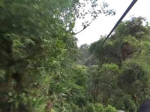 Costa Rica-Arenal Mundo-Ziplining-Aug 2017-Cable 7