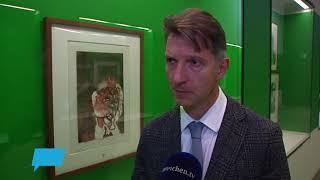 """""""Im Blick"""" - Pinakothek der Moderne zeigt Ausstellung zum 80. Geburtstag von Georg Baselitz"""