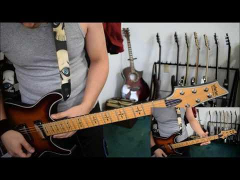 Sevendust - Alpha (Full Album Guitar Cover)