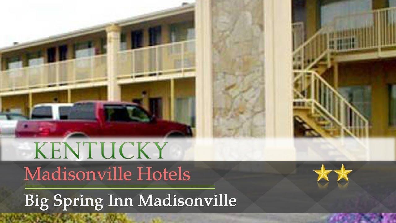 Spring Inn Madisonville Hotels Kentucky